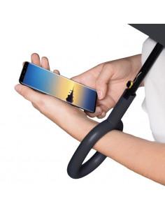 UMBRELLA GOLF BLUE - PVC...
